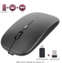 Wireless Mouse Rechargable