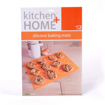 90% Off - Only $2 - Silicone Baking Mats