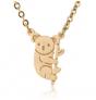 ONLY $1 Girls Necklaces Koala Bear Charm